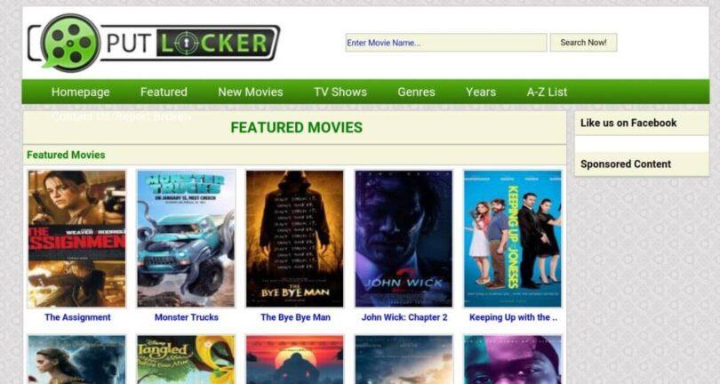 Putlocker 2021: What's Putlockers new website? Download Latest Hollywood Movies from Putlocker For Free.