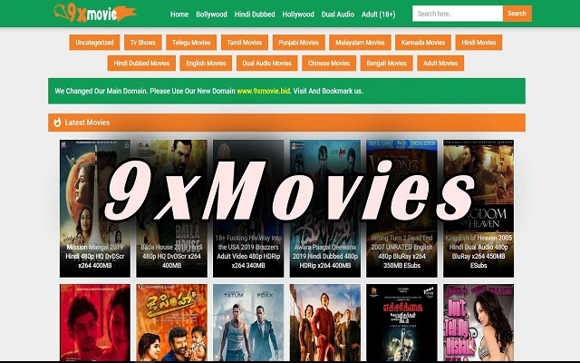 9xmovies 2021: Find Latest 9xmovies News, 9xmovies website movies news and updates on Gadget Clock