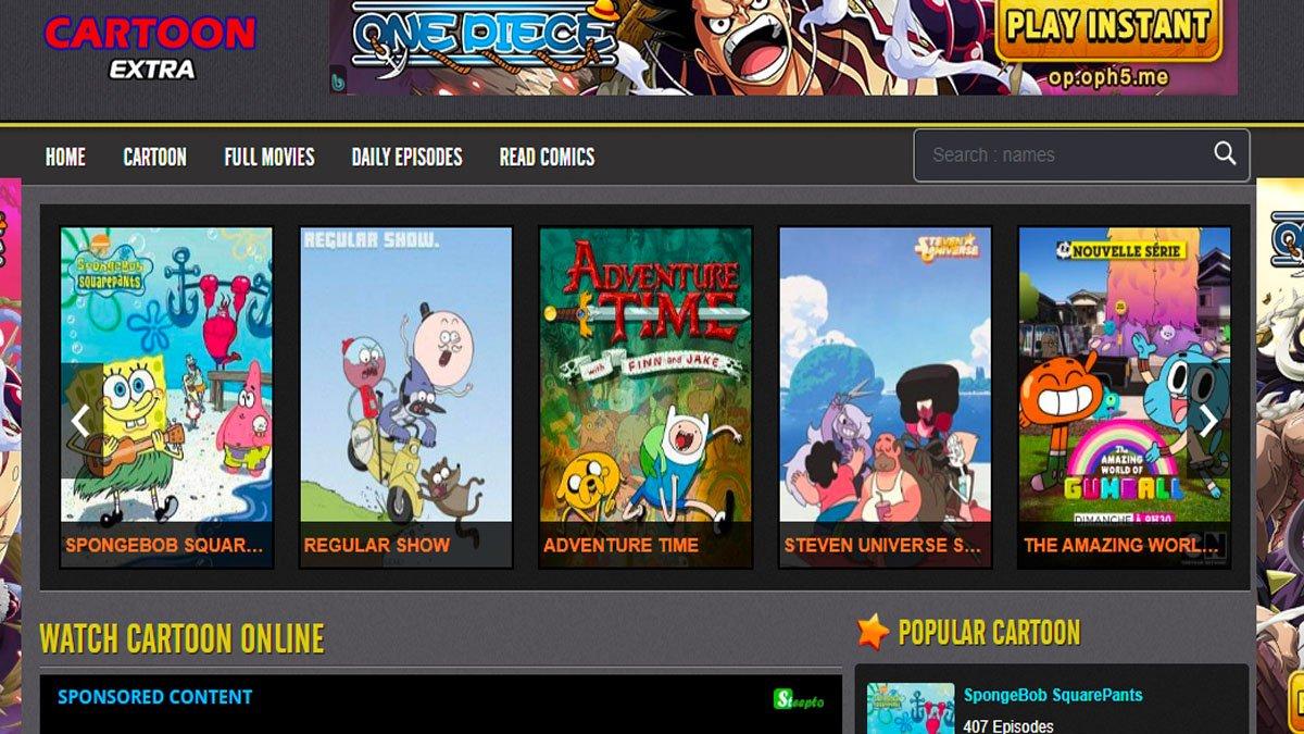 CartoonExtra 2020 – Download CartoonExtra HD Cartoons, Latest CartoonExtra News at CartoonExtra in