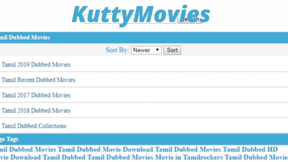 Kuttymovies 2021 – Download Latest Tamil Movies kuttymovies collection Tamil, Telegu, Bollywood HD …