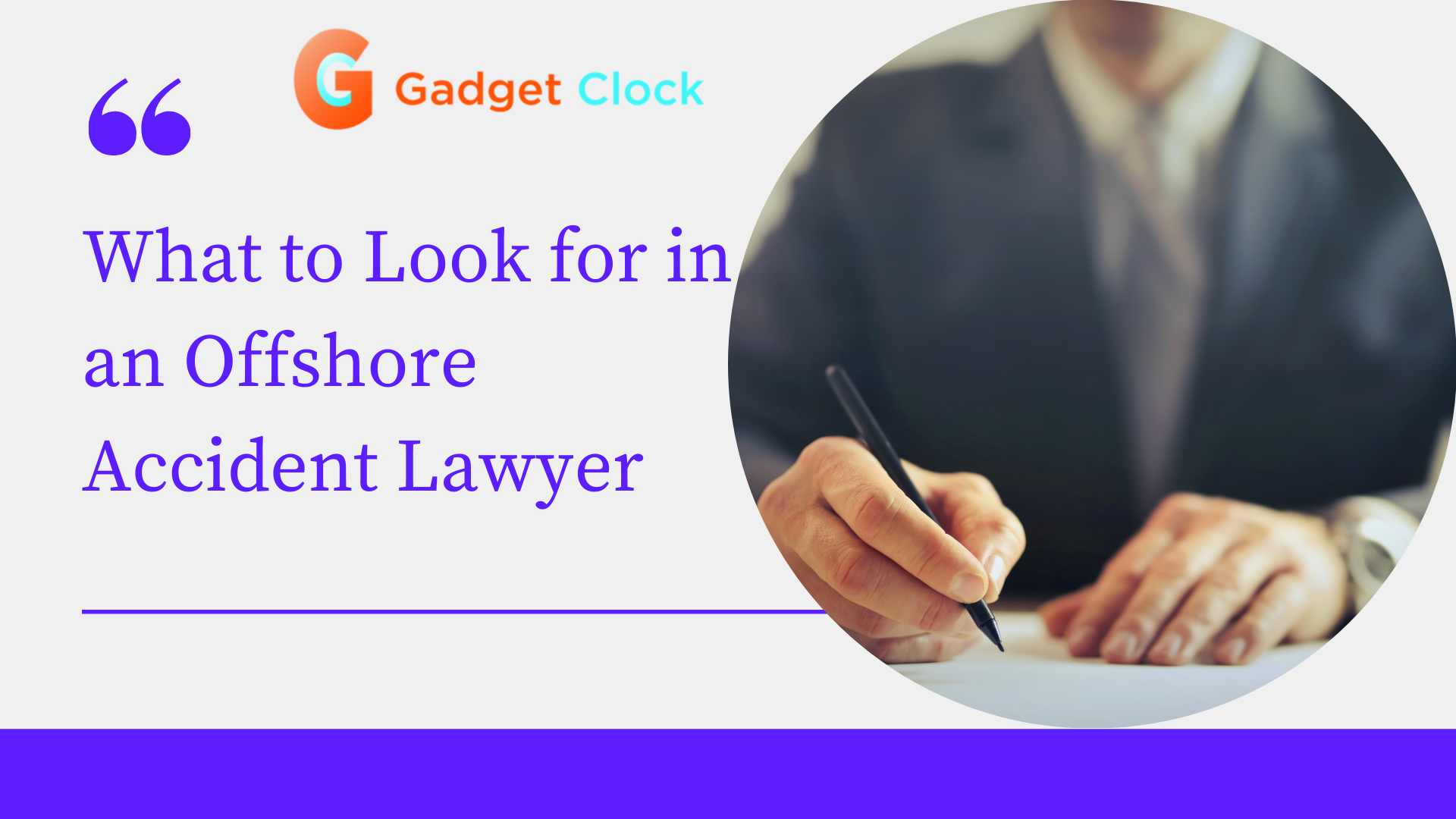 Offshore Accident Lawyer in 2021: What to Look for in an Best Offshore Accident Lawyer