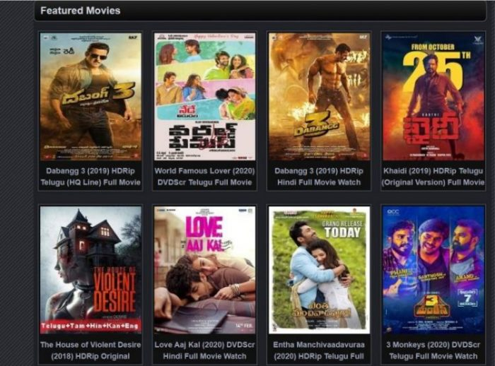 Movierulz 2021: Movierulz website to download Movierulz Latest HD Movies from Hollywood, Bollywood best movies