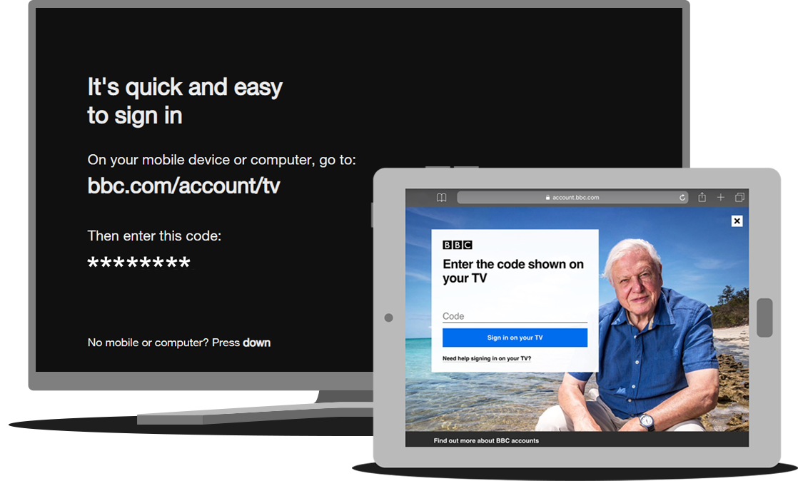 bbc.com/account/tv enter code – How To BBC iPlayer sign-in – BBC account 2021