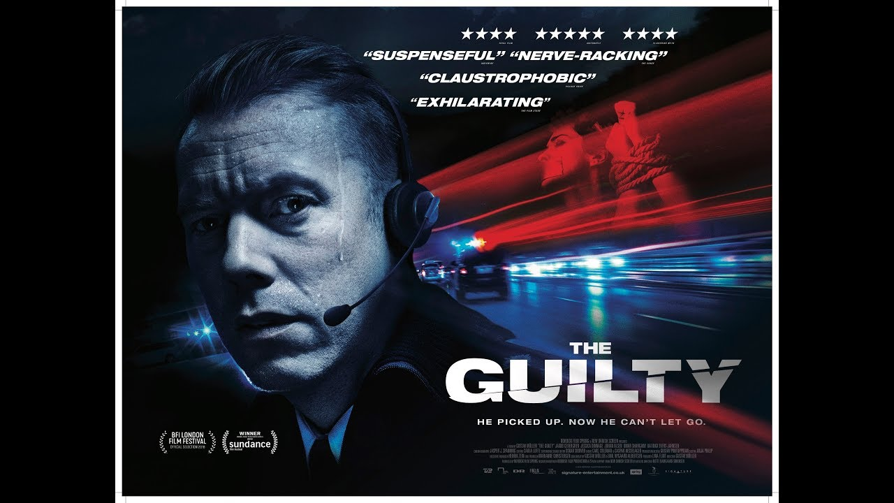 The Guilty (2021) Full Movie Download Leaked to Watch Online on TamilRockers