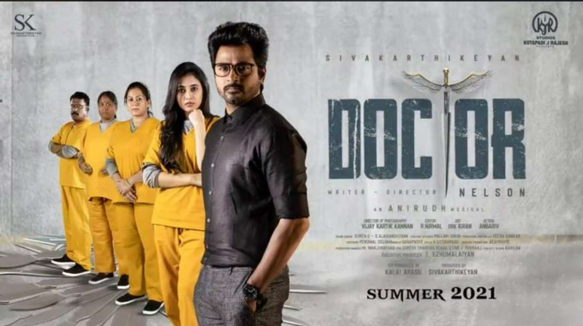 Doctor (2021) full Movie download News, Review Leaked By Tamilrockers